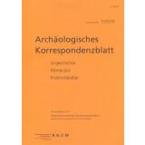 Archäologisches Korrespondenzblatt 2019/1