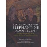 Leatherwork from Elephantine Aswan, Egypt