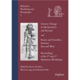 Literary Change in Mesopotamia and Beyond and Routes and...