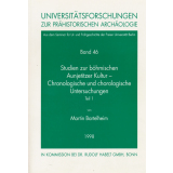Studien zur böhmischen Aunjetitzer Kultur....