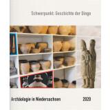Archäologie in Niedersachsen, Band 23 - 2020....